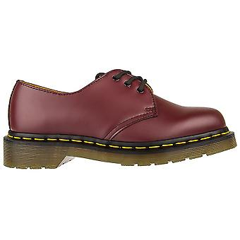 Dr Martens Cherry Red Smooth 100856001461 universal all year women shoes
