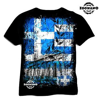 Zoonamo T-Shirt Greece of classic