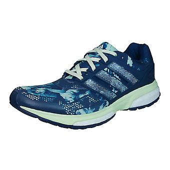 adidas Response 2 Graphic Womens Running Trainers / Shoes - Blue
