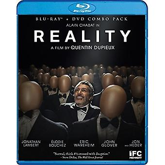 Reality [Blu-ray] USA import