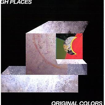 Lugares altos - colores originales [vinilo] USA importar