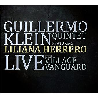 Guillermo Klein - Live at the Village Vanguard [CD] USA import