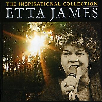 Etta James - inspirerende samling [CD] USA import