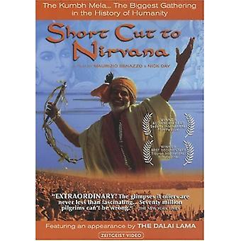 Genvej til Nirvana [DVD] USA importerer