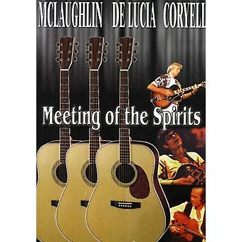 Metting of the Spirits [DVD] USA import
