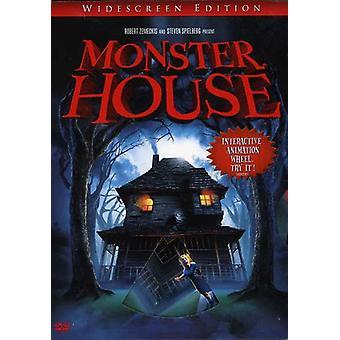 Monster House [DVD] USA import