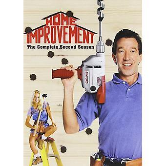 Home Improvement: Season 2 [DVD] USA import
