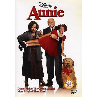 Importazione di Annie [DVD] Stati Uniti d'America