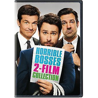 Importación de Estados Unidos colección de jefes [DVD] horrible