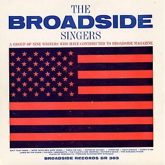 Broadside chanteurs - Vol. 3-ballades: importation USA Broadside chanteurs [CD]