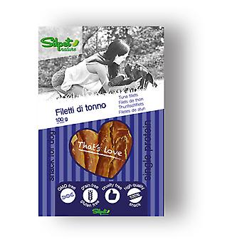 Silpet Tuna Fillets (Dogs , Treats , Eco Products)