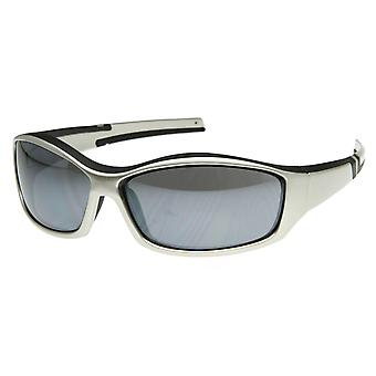 Mid-Size Rectangular TR90 Active Sport Sunglasses