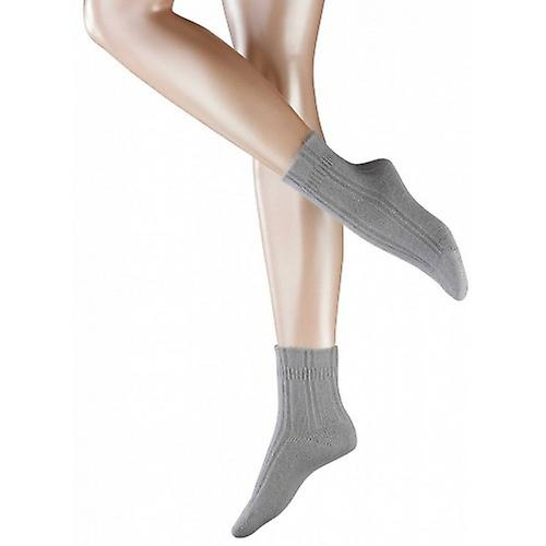 Falke Bed Socks - Light Grey
