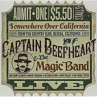 Captain Beefheart - en vivo en el Country Club: Reseda California 1981 importar de Estados Unidos [CD]