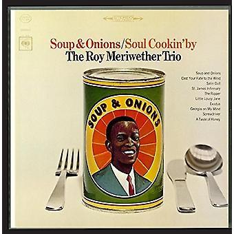 Roy Meriwether - soppa & lök / själ Cookin' [CD] USA import