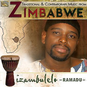 Ramadu - Izambulelo: Traditional & Contemporary Music From Zimbabw [CD] USA import