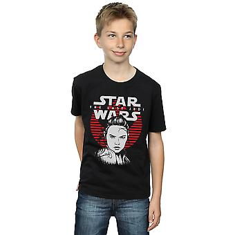 Star Wars Boys The Last Jedi Heroes T-Shirt