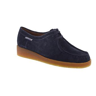 Mephisto Christy - Blue Velsport (Suede) Womens Shoes