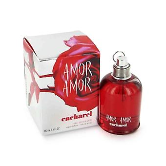 Cacharel Amor Amor  Eau de Toilette 100ml EDT Spray