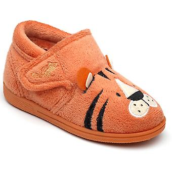 Chipmunks Tommy Slippers Orange