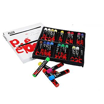 Pebeo Ara Oil Pastels Set Of 24 Assorted Colours***