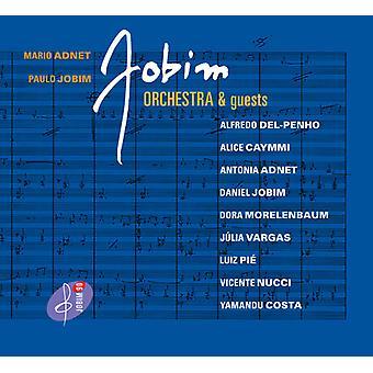 Adnet * Mario / Jobim * Paulo - Jobim orkester & gæsterne [CD] USA import