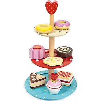 Le Toy Van Honeybake Cake Stand Set