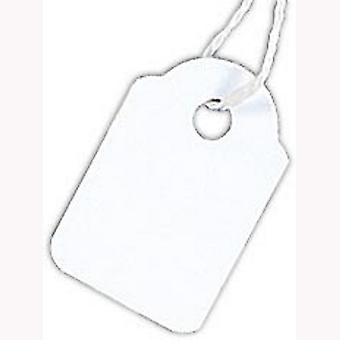 County Stationery Strung Tags Pack Of 10