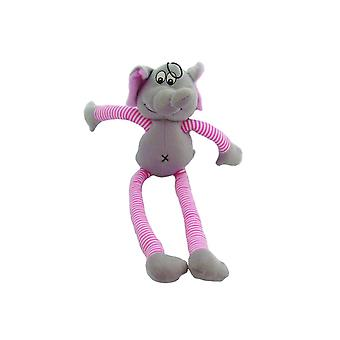 Happy Pet Pull My Leg Elephant Dog Toy