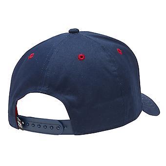 Tierischer Magen einstellbare Mütze - dunkelblau