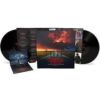 Olika Artist - konstigare saker: Musik från Netflix-serien / Var [Vinyl] USA import