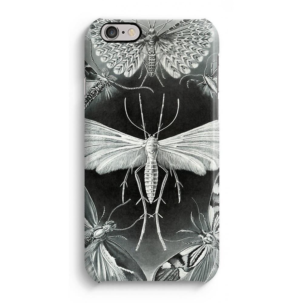iPhone 6 / 6S Full Print Case (Glossy) - Haeckel Tineida
