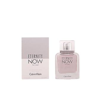 Calvin Klein Eternity Now Men Eau De Toilette Vapo 50ml Fragrance Perfume Scent