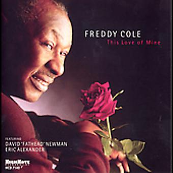 Freddy Cole - This Love of Mine [CD] USA import