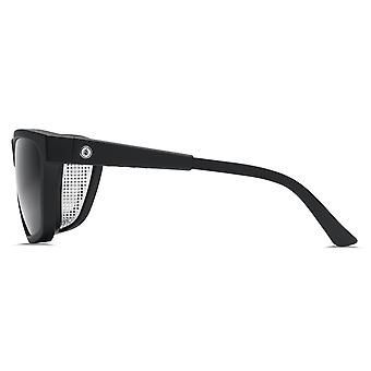 Electric Road Glacier Sunglasses - Matte Black Polarised
