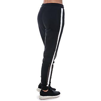 Womens Beck And Hersey Skills Jog Pants In Black