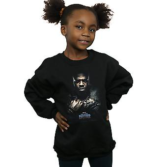 Marvel Girls Black Panther M'Baku Poster Sweatshirt
