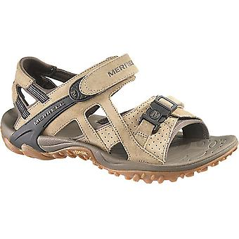 Merrell Womens/Ladies Kahuna III Suede Leather Lined Walking Sandals