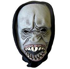 Face Mask with Hood - Evil