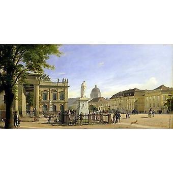 Nouveau Guardshouse, Arsenal, le Palais .. - Reproduction d'art