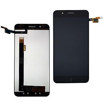Display Full LCD Einheit Touch Ersatzteil für ZTE Blade A610 Plus Reparatur Schwarz Neu