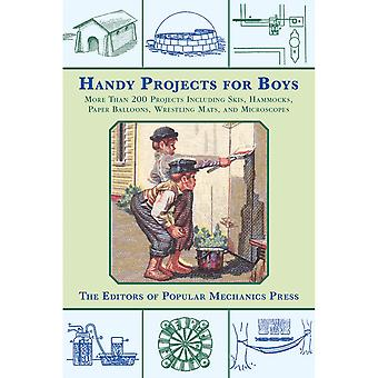 Skyhorse Publishing-Handy Projects For Boys