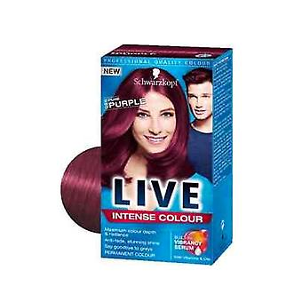 Schwarzkopf Live Intense Colour-Pure Purple (086)