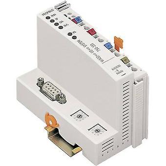 WAGO FC PROFIBUS G2 12MBd PLC Fältbussanslutning 750-333 1 PC (s)