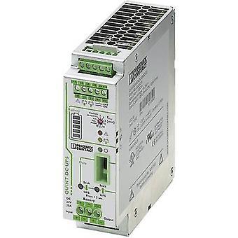 Rail-mount UPS (DIN) Phoenix Contact QUINT-UPS/ 24DC/ 24DC/20