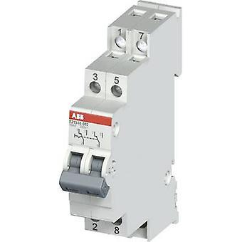 DT del interruptor 2 de 16 cambios de presentación 250 V CA ABB 2CCA703045R0001