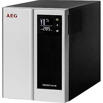 AEG Power Solutions Protect B. 750 UPS 750 VA