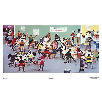 Stijgen en vliegen Poster Print door Annie Lee (32 x 18)