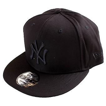 Neue Ära MLB 9FIFTY New York Yankees Snapback - schwarz/schwarz