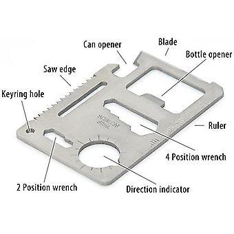 Kreditkarte-Multi-tool